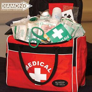 NEW Pro Medical Sports First Aid Kit - Professional Quality Football Medi Bag
