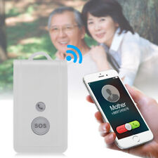 GSM SIM Card Elderly Mobile Phone SOS Emergency Call Alarm System with Button HG