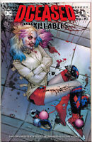 DCEASED: UNKILLABLES #1 (JAY ANACLETO EXCLUSIVE VARIANT) COMIC BOOK