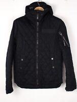 G-Star Raw Herren BATT-S Qltd HDD Überhemd Jacke Mantel GRÖSSE XS ASZ1682