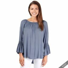 3/4 Sleeve Blouses for Women Holiday