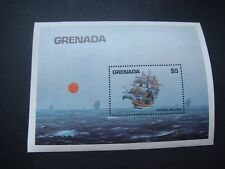 Grenada 1984 Ships  miniature sheet MH SG MS 1346 see scans