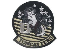"Us Army tomcatters vf-31 ""d"" Felix the Cat Naval Fighting 31 Patch Patch USMC"