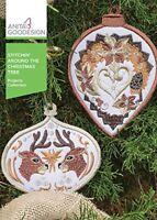 Anita Goodesign Embroidery Machine Designs CD Stitchin' Around the Christmas