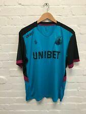 Aston Villa Luke Sport Men's 18/19 Training Shirt - XXL - Blue - Good Condition