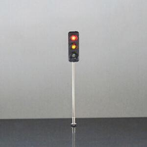 oo gauge traffic light with controller chip x4 pack UK seller model rail