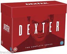 Dexter - Complete Season 1-8 [DVD BOXSET] Complete Season 1 2 3 4 5 6 7 8 | New