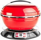 Cook-Air EP-3620RD Wood Fired Portable Grill - Red photo