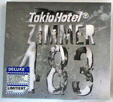 TOKIO HOTEL - ZIMMER 483 -  Limited Deluxe Edition CD + DVD Sigillato
