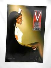 Lot of 3 Different Vintage 2008 Halloween Horror Movie Posters SAW V Blood Drive
