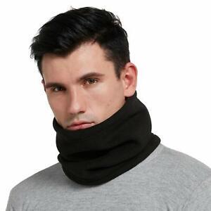 Thermal Unisex Snood Scarf Neck Warmer Winter Ski Wear Fleece BUY 3 GET 1 FREE
