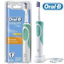 Oral-B vitalité TriZone électrique rechargeable puissance Brosse à dents + 2