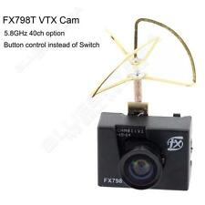 3-in-1 FX798T FPV 5.8G Transmitter TX Wireless Camera Leaf Antenna For Runner250
