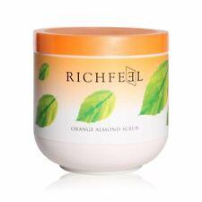 Richfeel Orange Almond Scrub 500G