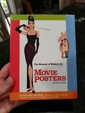 The Museum Of Modern Art Movie Posters Postcards 50 Cards Out Of Print