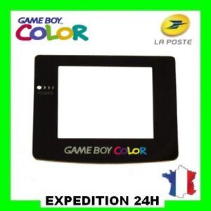 Ecran / Vitre de Remplacement pour Game Boy Color - Gameboy GBC Screen top pro!