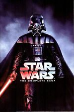 STAR WARS The Complete Saga Episodes 1-6. New. Free shipping