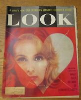 Look Magazine February 16, 1960  What Ever Became Of Romantic Love?