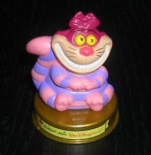 "DISNEY 100 YEARS OF MAGIC ALICE WONDERLAND CHESHIRE CAT 2.5"" FIGURE CAKE TOPPER"