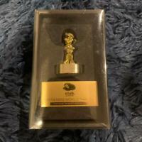 Gold Mario Figure Club Nintendo Platinum Member Statue Memorial Limited Japan