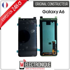 Ecran LCD Noir Original Samsung Galaxy A6 2018 SM-A600F