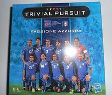 TRIVIAL PURSUIT Passione Azzurra Nazionale Calcio Gioco Da Tavola Boardgame IP