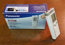 registratore digitale ic recorder dittafono Panasonic RR-US510