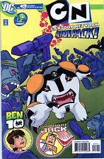 Cartoon Network Action Pack 18 NM 2007 DC Comics