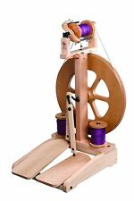 Ashford Kiwi Spinning Wheel 2 Natural (Not Lacquered) KSW2
