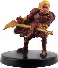 D&D mini LION OF TALISID (Elf Druid) Dungeons & Dragons Pathfinder Miniature nc