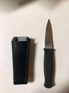 VINTAGE R.W. LOVELESS DESIGN GERBER GUARDIAN KNIFE BOOT W/ GERBER SHEATH