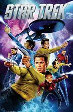 Star Trek - Die Neue Zeit 9 - Deutsch - Cross Cult - Comic - NEUWARE