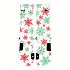Custom Nike Elite Socks Rare Limited KD LeBron Kobe Xmas Christmas LET IT SNOW
