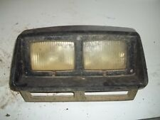 1998 YAMAHA BIG BEAR 350 4WD HEADLIGHT GRILL PLASTIC
