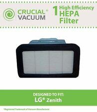 REPL Fits LG LuV300B LuV400T Kompressor HEPA Style Filters Part # ADQ72913001