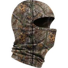New Icebreaker Oasis Merino Wool Camo Balaclava Face Mask Realtree Xtra Hunting