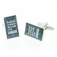 SMARTPHONE NERO GEMELLI con Sacchetto Regalo Smart Phone iPhone Mobile presentare nuove