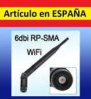 Mini ANTENA WIFI wireless adaptador 6dBi red 150Mbps 802.11N/G/B USB 2.0 2,4GHz