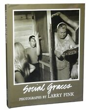 Larry Fink / Social Graces First Edition 1984