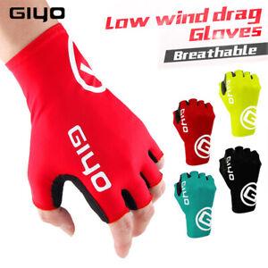 Giyo Cycling Gloves Half Finger Gel Sports Racing bike MittensWomen Men Gloves