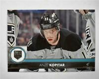 2017-18 17-18 Upper Deck UD Series 1 Base #87 Anze Kopitar