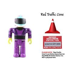 ROBLOX Action Figure %7c With Virtual Game Item Code %7c Series 3 Figures Added