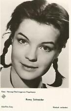 FILM & TV, Autogrammkarte: ROMY SCHNEIDER 147