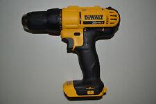New Dewalt DCD771 20V MAX Cordless Li-Ion 1/2 inch Compact Drill Driver DCD771B