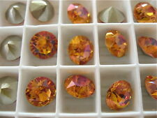 12 Summer Blush Swarovski Crystal Chaton Stone 1088 39ss 8mm