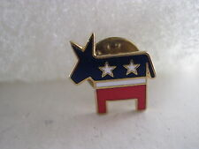 Democratic  Party lapel pin  Democrat