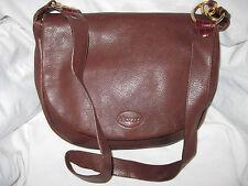 AUTHENTIQUE sac à main  MAZZINI  cuir  (T)BEG vintage bag