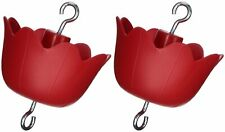 Hummers Galore Hummingbird Feeder Insect Guard, Ant Moat, 2 Pack