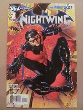 Nightwing #1 DC Comics 2011 NEW 52 1st Print 9.6 Near Mint+