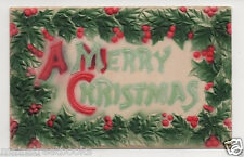 Christmas Day Postmark CANTON NY 1911 Postcard Mrs. Lena Maybee, Antwerp, N. Y